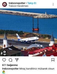 Trabzon'a yeni havalimanı!